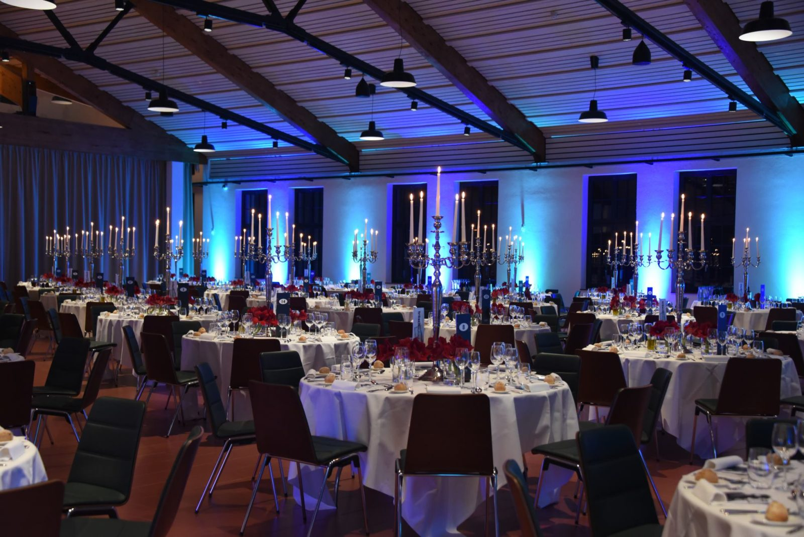 Event Center Rooms for ideas